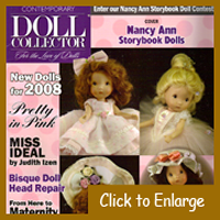 Cover of Nancy Ann Storybook Dolls