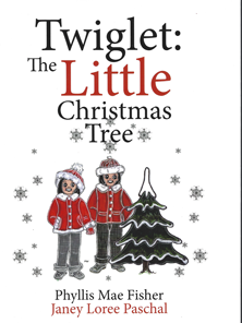 Twiglet The Little Christmas Tree Book